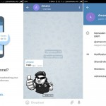 O que são os canais do Telegram?