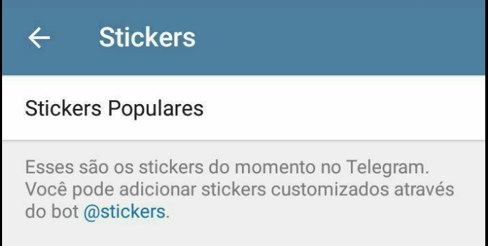 stickers populares